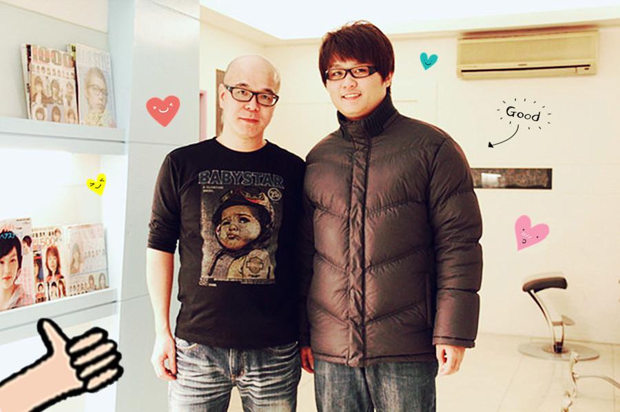新北新莊美髮 | 香港形專業染護中心 500元染髮 好髮色就有好氣色