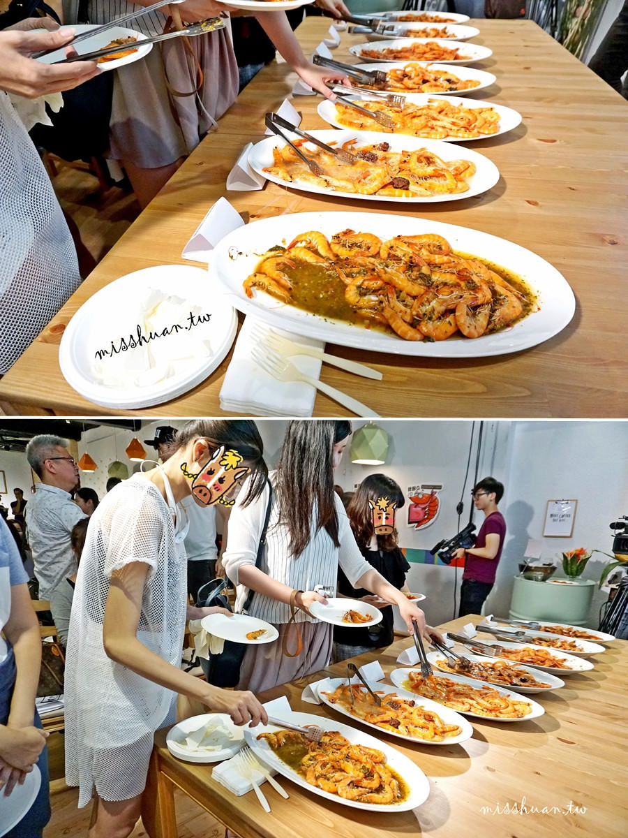 蝦攪和產品體驗會