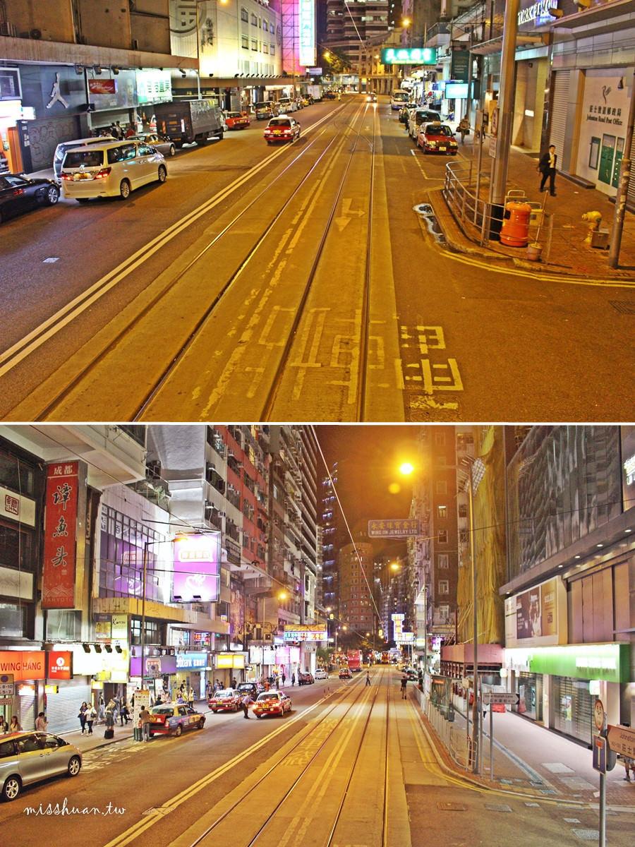 香港叮叮車 香港電車 Hong Kong Tramways