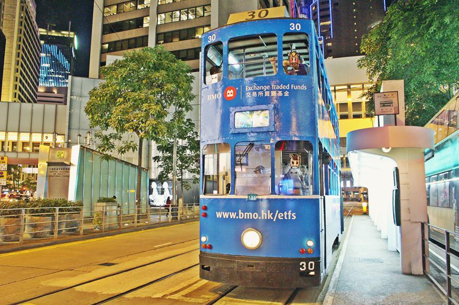 香港交通資訊 | 香港叮叮車 香港電車 Hong Kong Tramways