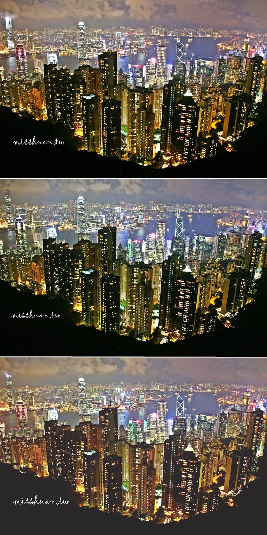 香港山頂纜車 凌霄閣摩天台428