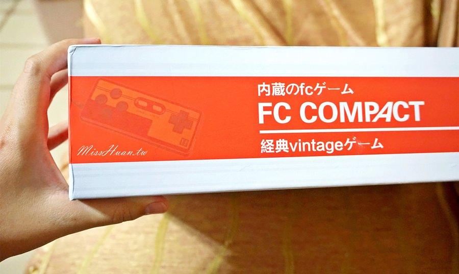 FC COMPACT 紅白機30周年紀念 任天堂復刻版