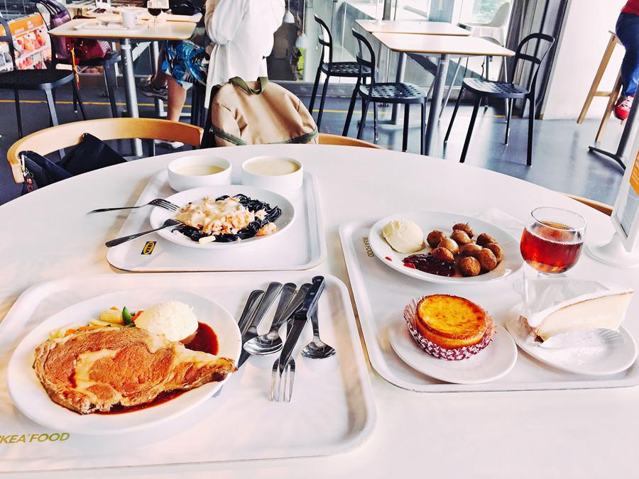 捷運頭前庄站美食 | IKEA 宜家家居 新莊店 瑞典美食餐廳 瑞典小龍蝦派對