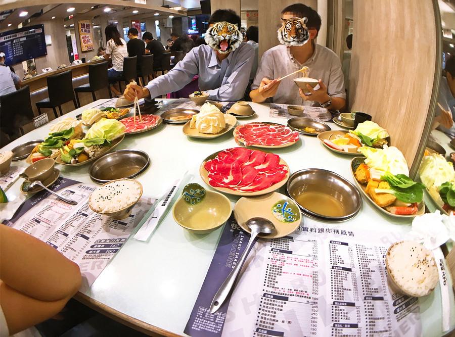 捷運三重國小站美食 | 悅來涮涮鍋 三重平價大份量火鍋 三和夜市 台北橋美食