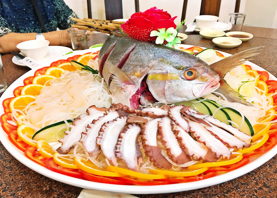 賜福船長的店 雙十節慶生 8000元無菜單料理