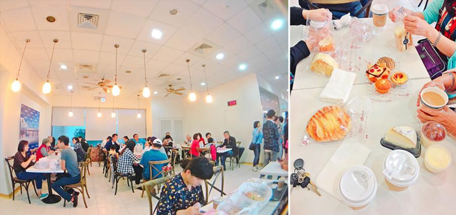 桃園大園美食 | 復興空廚 復興航棧 幸福烘焙屋 總航廈 中正機場麵包推薦