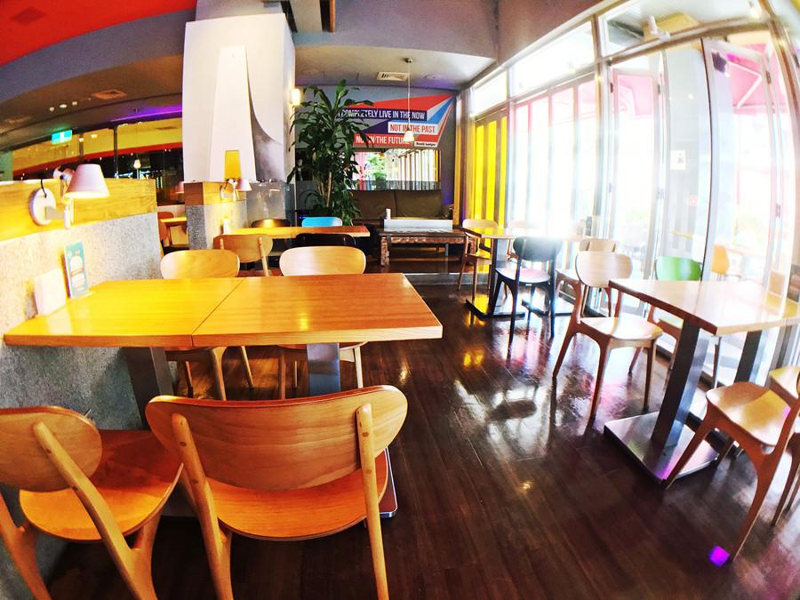 台北信義美食 | L.A CAFE 信義商圈早午餐 酒吧 宵夜 小酌聊天