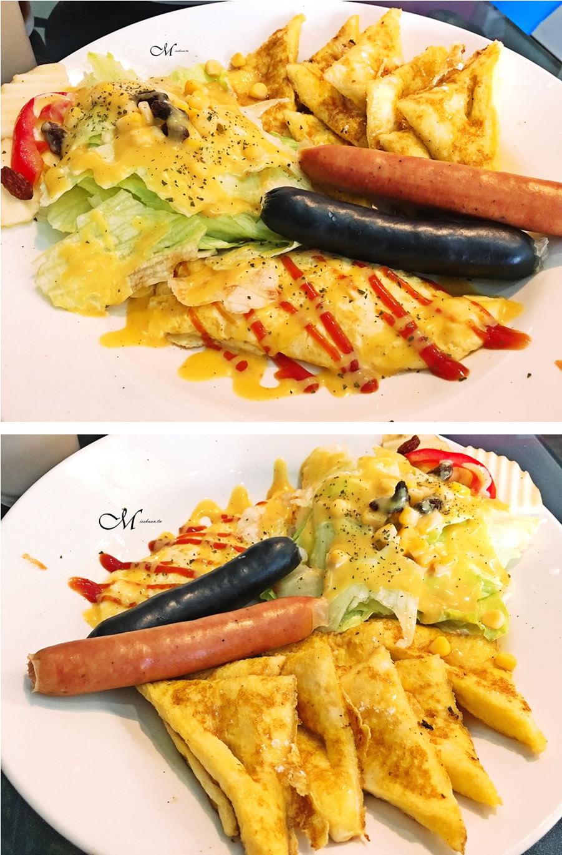 吐司喀 早午餐 義大利麵 Toast brunch & pasta 台北重慶北店