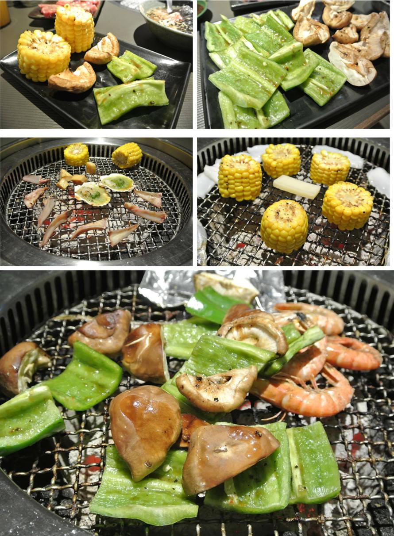 櫻花羿日式炭火燒肉