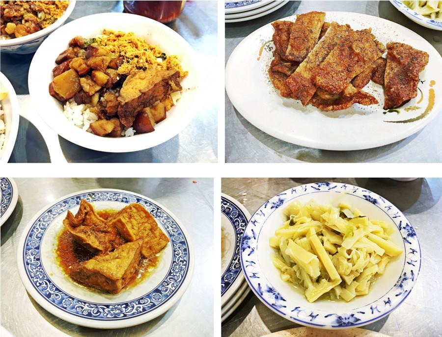 台中西屯美食 食至路口 特製魯肉飯 逢甲夜市宵夜 福星路美食 凌晨三點 便當