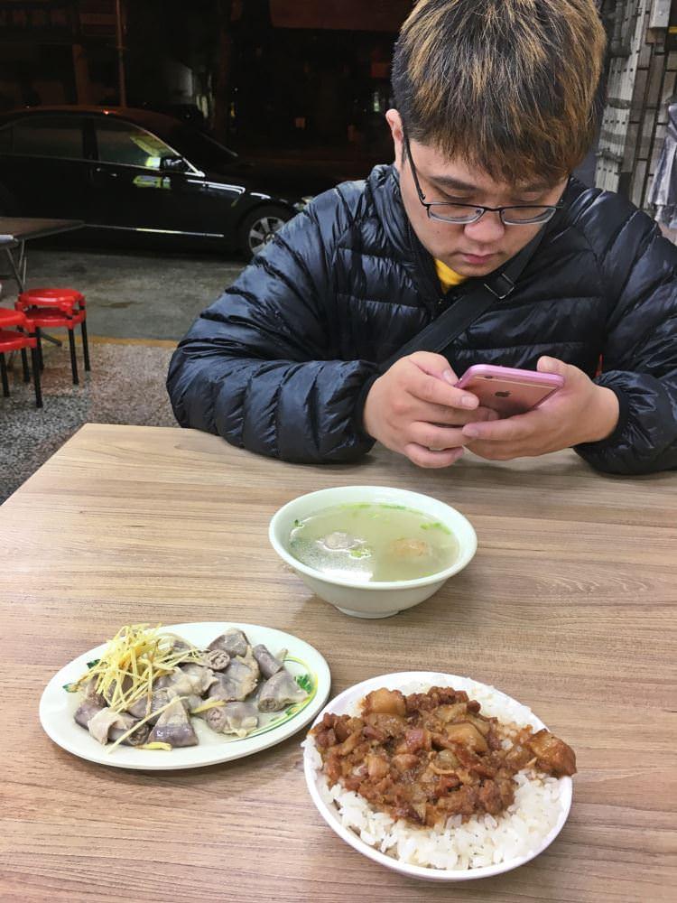 忠明魯肉飯