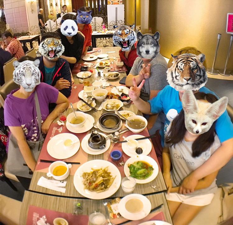 台中南屯美食 | 潮港城國際美食館 太陽百匯 自助吧Buffet吃到飽 哈魚碼頭