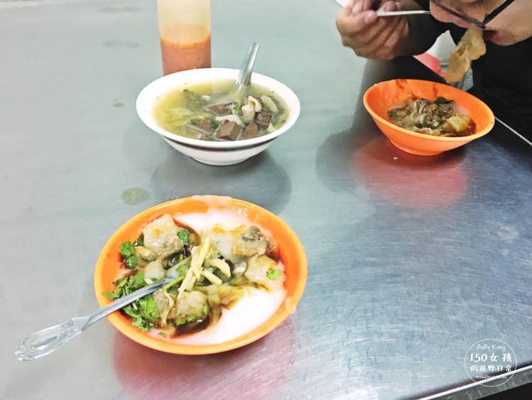 台中東區美食 | 第三代 旱溪肉圓 樂成宮 在地人推薦必吃老店 台灣在地小吃