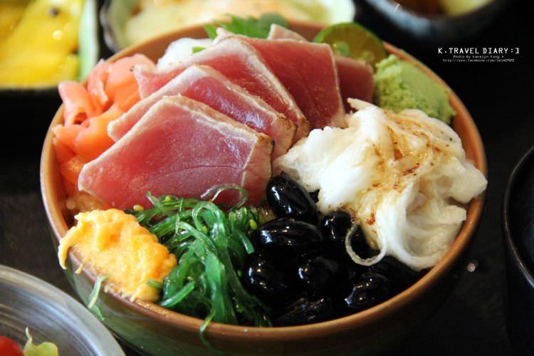 捷運圓山站美食 | 漁陶屋日式料理 周休二日必爆滿的日本料理 花博美食 拉麵 壽司 火鍋 定食 丼飯