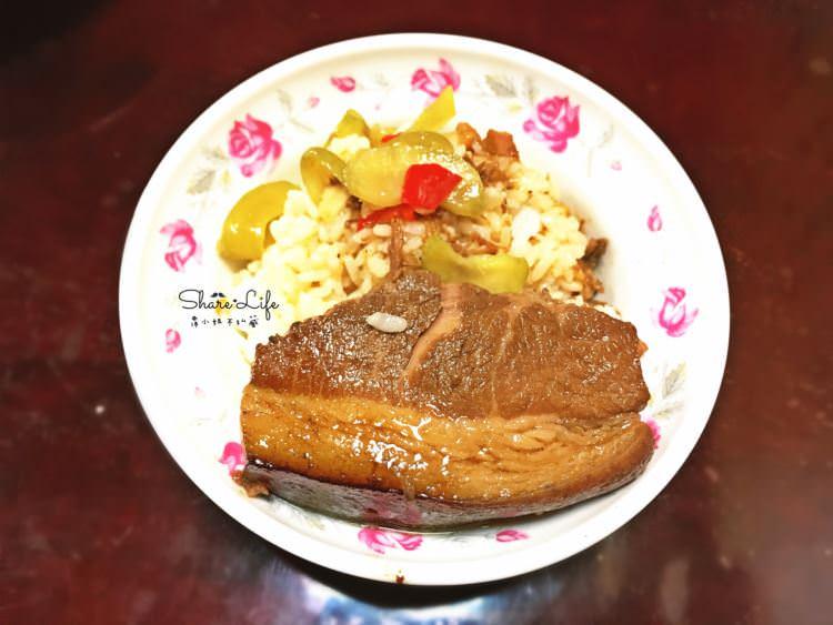 台中西區美食 | 李海魯肉飯 東興分店 第二市場 50年老字號美味 不油膩的肉嫩汁香 東興路三段美食