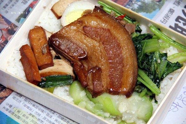 台北中山美食 | 50大道池上飯包 吉林路超便宜50元便當店 貼心外送服務 現在已漲價為55元