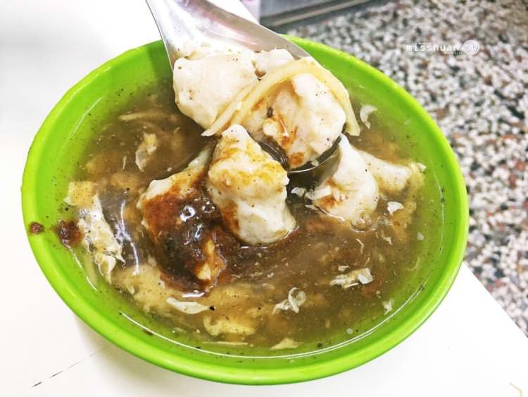 台中西區美食 台北太祖魷魚焿 向上市場 中美街美食 從台北到台中 正老牌獨家口味 滿200元即可外送