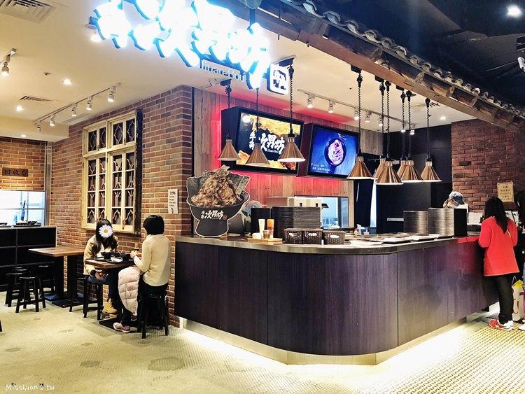 台中西屯美食 牛角次男坊日本燒肉丼專門店 Taiwan JinanBou 台中大遠百店 堆成小肉肉山的丼飯 肉食動物不可錯過