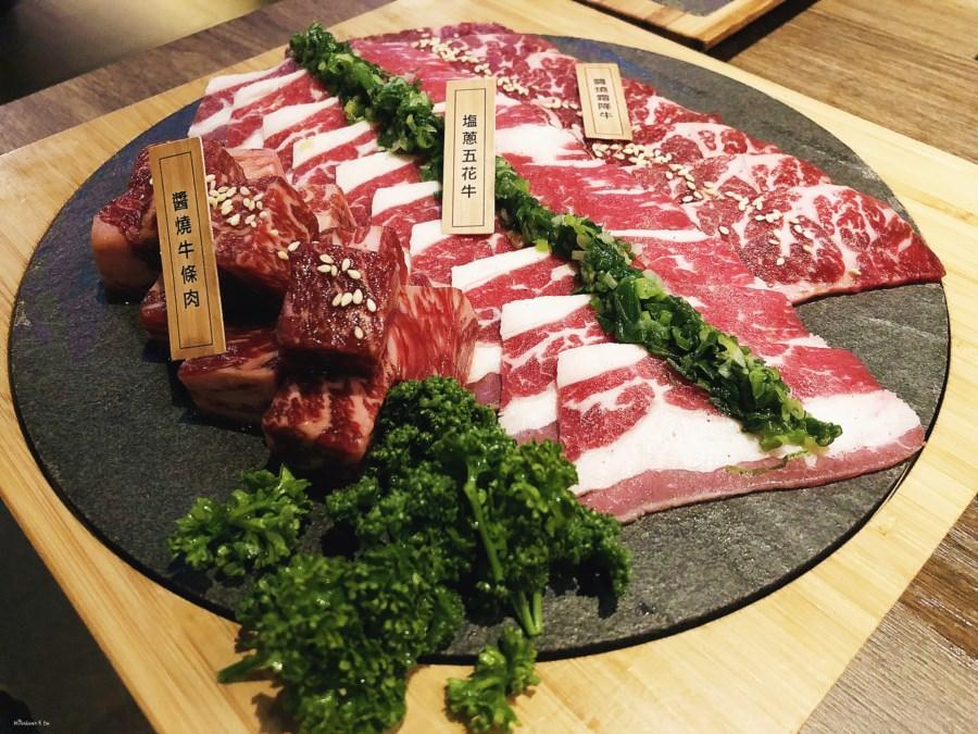 台中西屯美食 茶六 おもてなし 輕井澤旗下燒肉餐廳 多人套餐系列 聚餐聚會 生日慶生 包廂