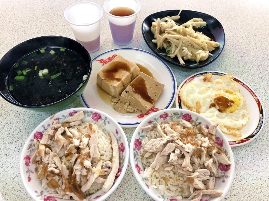 台中南屯美食 大新嘉義火雞肉飯 魯肉飯 便當 大墩十二街台灣小吃 免費紅茶無限暢飲