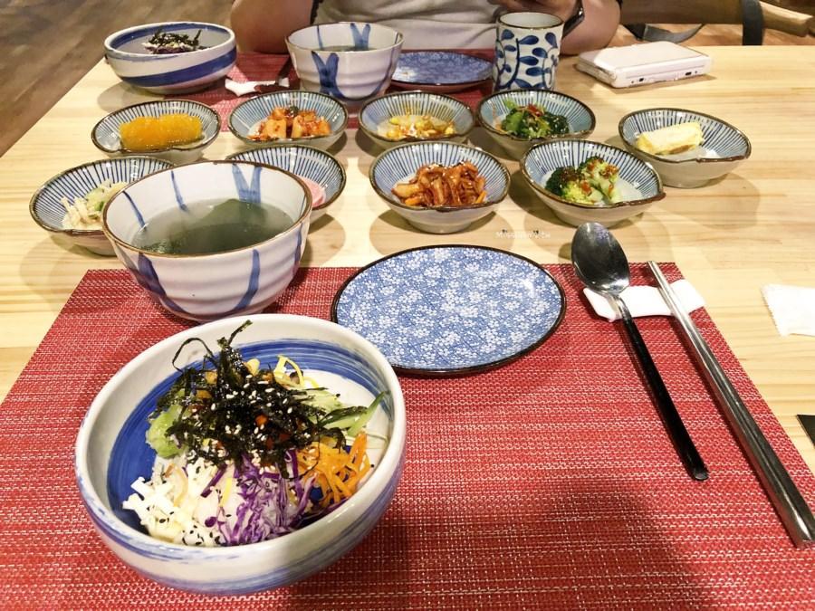 台中西屯美食 韓珍館 老虎城店 雙人韓式燒肉套餐 韓國烤肉 宮廷料理 聚餐聚會