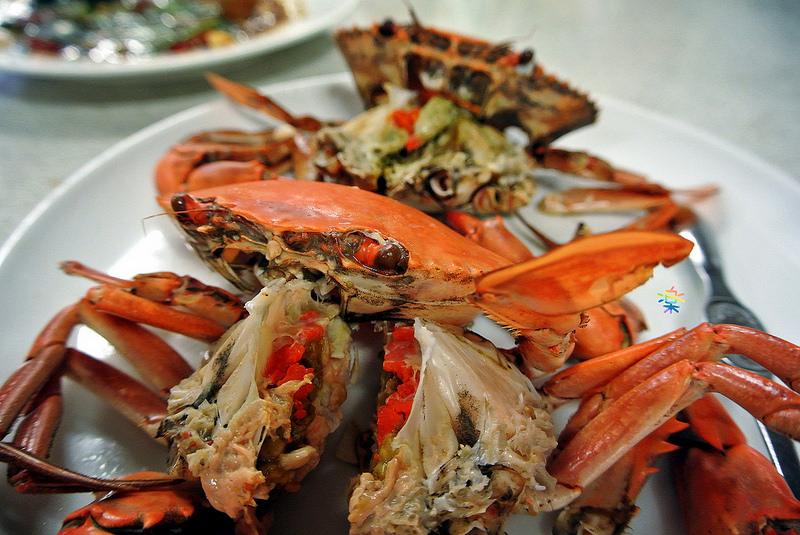 台中西屯美食 | 漁人船釣海鮮餐廳 野生魚蟹主題餐廳 活海鮮