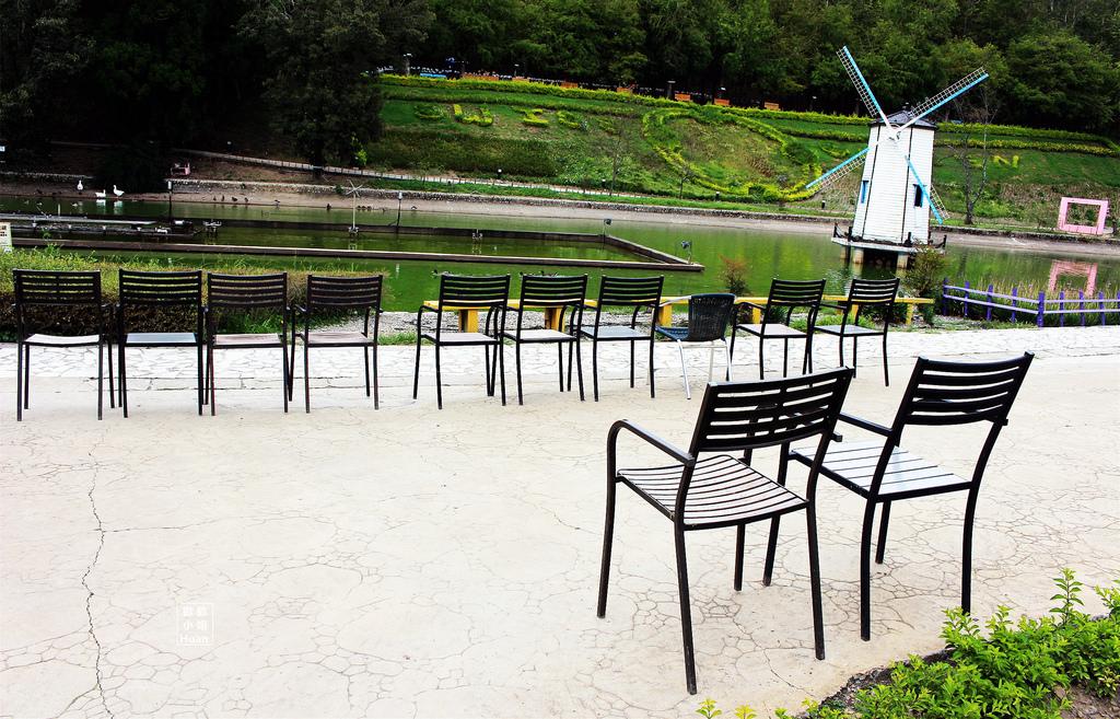 統聯愛旅遊之清境小瑞士花園