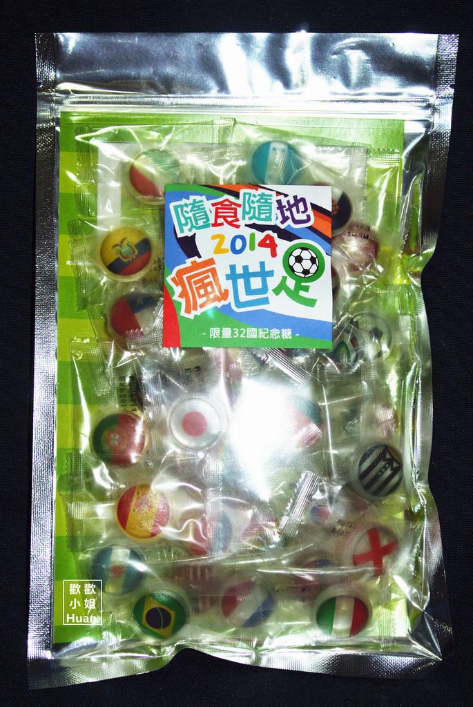 Boncha Boncha 糖話(世足限定國旗糖)
