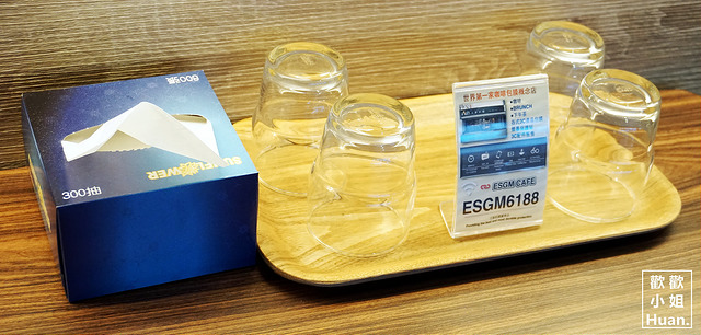 艾斯机膜 ESGM CAF'E 羅東店