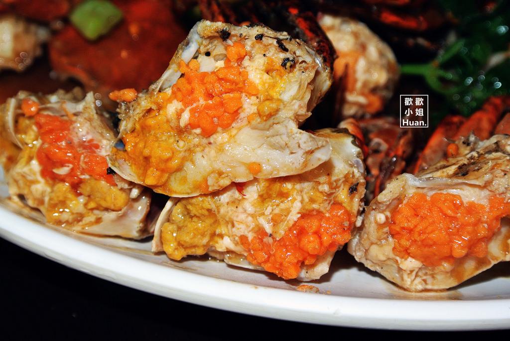 桃園大園美食   16號 邱記海產餐廳 竹圍漁港美食 代客料理