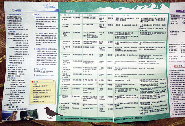 太魯閣國家公園管理處及遊客中心