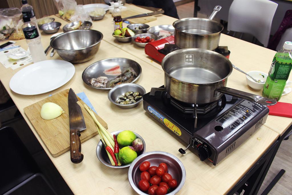 你知我知廚藝學院 打造經典泰美味料理