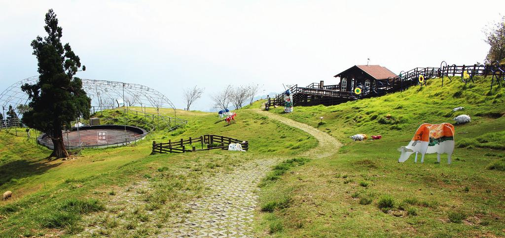 統聯愛旅遊之清境農場
