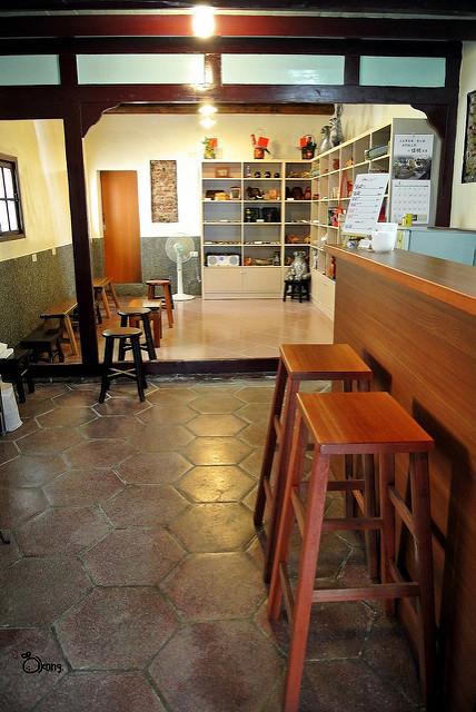 台南安平景點 | 安平書房 二魚咖啡  有一個人 因蒲公英 影響了他 改變一生