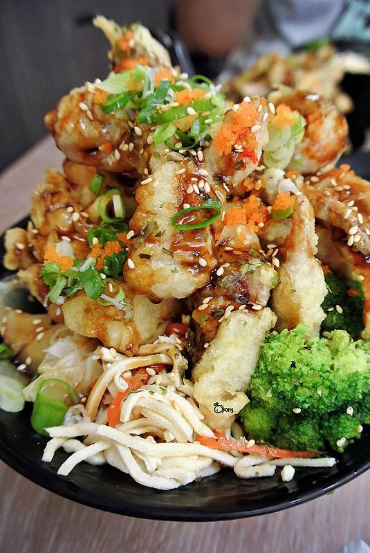 台北文山美食 | 金鮨日式料理 政大美食 平價日本料理 俗擱大碗