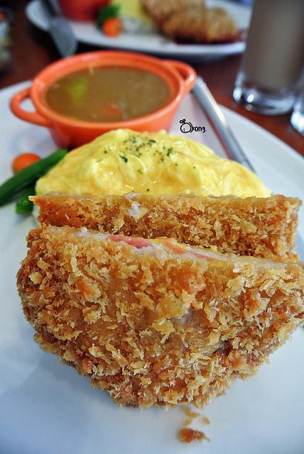 台北信義美食 | Daily日式咖哩蛋包飯專門店 最道地 濃郁的日式咖哩