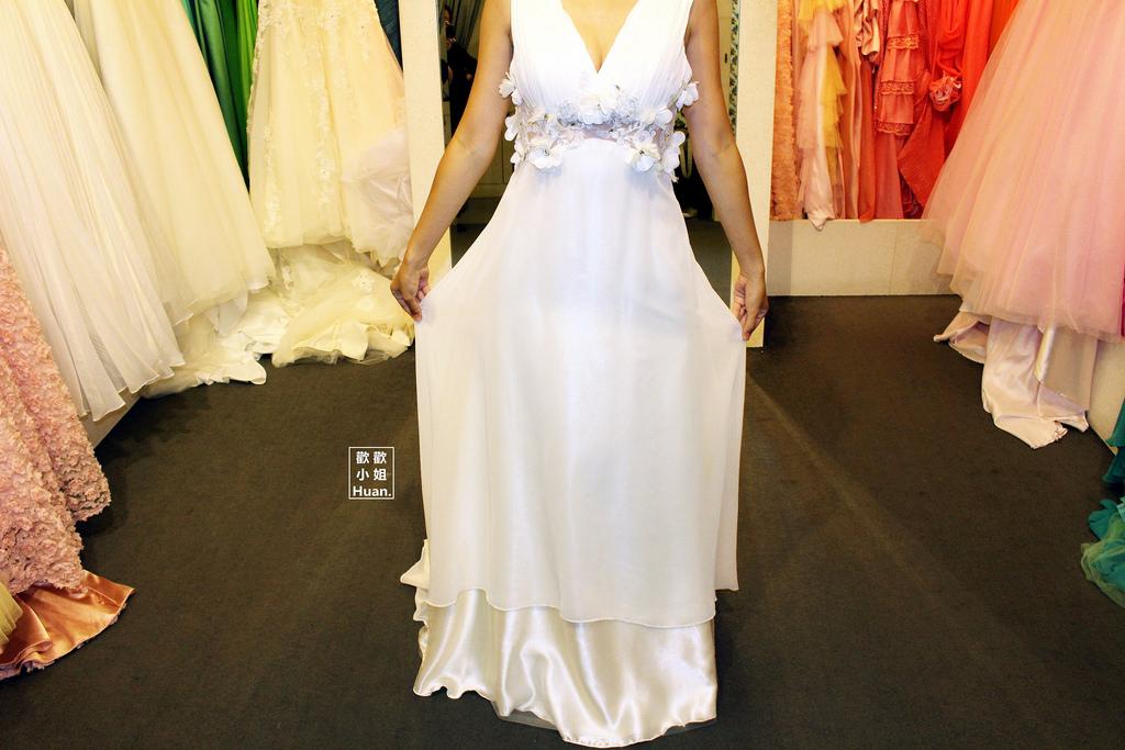 瑪莎LiLi數位婚紗(曉山青)