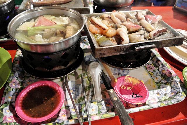 台南北區景點 | 花園夜市 台南最熱鬧夜市 宵夜晚餐就在這裡解決啦 !!!