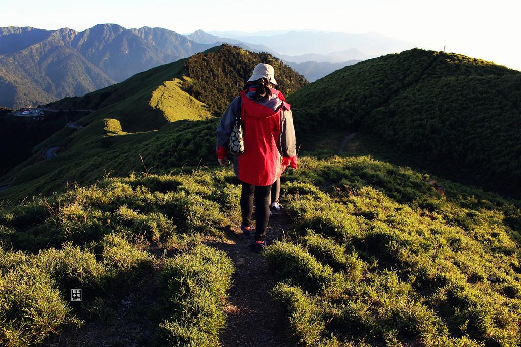 統聯愛旅遊之合歡主北峰及石門山步道之夕陽