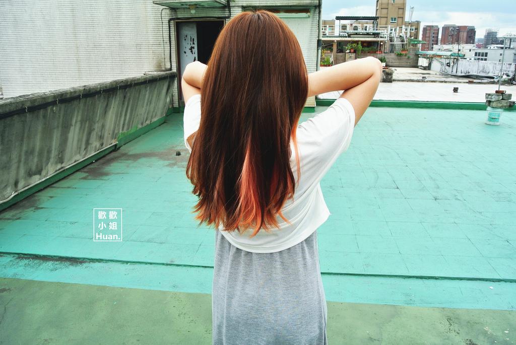 台中西屯美髮 | VS. hair salon 夢幻粉紅漂染