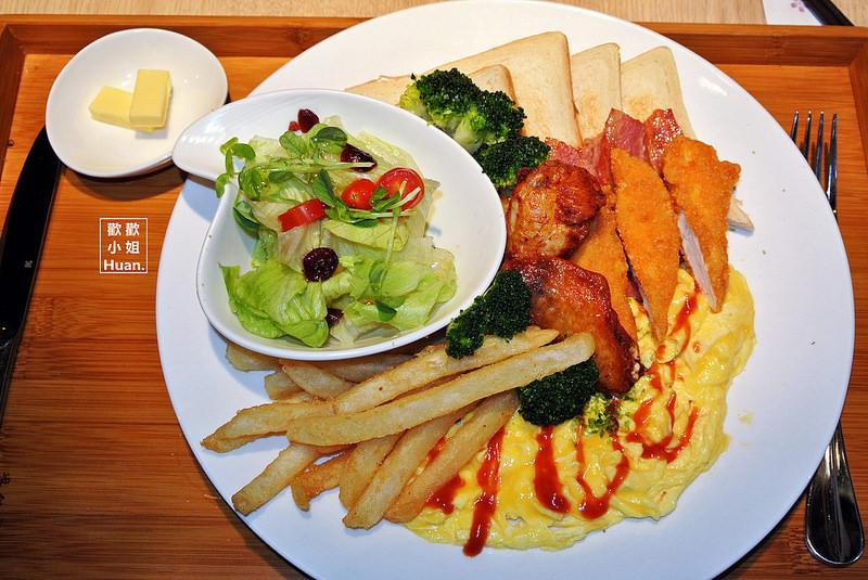 捷運忠孝敦化站美食 | 恰恰瑪路 Cha Cha Maru 下午茶 早午餐
