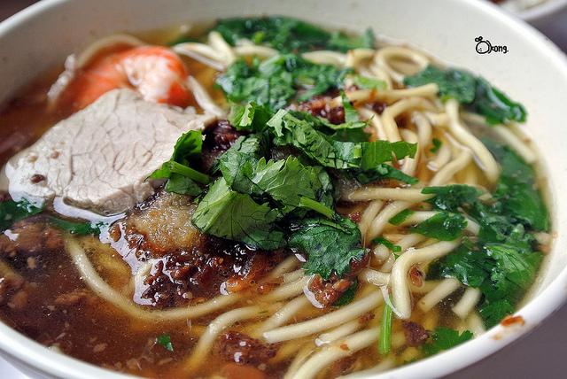 台南安平美食 | 周氏蝦捲 安平50年老店